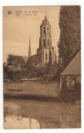 Lier  Lierre  Vue De L'Eglise  Zicht Der Kerk - Lier