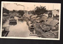 1932 SHARP Private PHOTO 南京 NANKING Boats To Berlin Tempelhof (21-40) - China