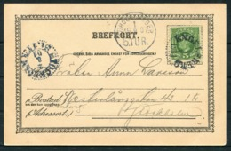 1901 Sweden Hallstahammar Postcard. - Sweden