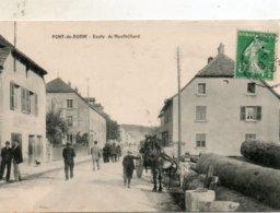Pont De  Roide -   Route  De  Montbéliard - France