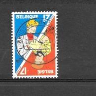 COB 2785 - Philatélie De La Jeunesse - Ric Hochet - 1998 - Oblitérés