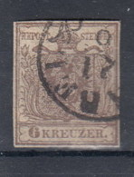 Österreich Michel Cat.No. Used 4x (1) - 1850-1918 Empire