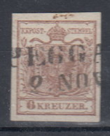 Österreich Michel Cat.No. Used 4x (2) - 1850-1918 Empire