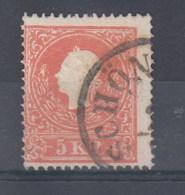 Österreich Michel Cat.No. Used 13II - 1850-1918 Empire