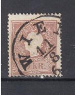 Österreich Michel Cat.No. Used 14II - 1850-1918 Imperium