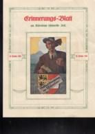 Österreich Michel Cat.No. Propaganda Folder Kärnten Abstimmung 321/339 - 1918-1945 1ère République