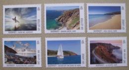 Guernsey    Europa  Cept    Besuchen Sie Europa  2012  ** - Europa-CEPT