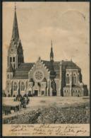 1904 Sweden Lysekils Church Postcard - Providence, Rhode Island USA - Sweden