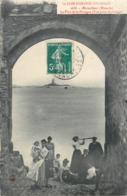 CPA 50 Manche Morsalines Le Fort De La Hougue Vue Prise Du Rivage - Otros Municipios