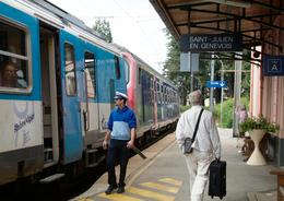 - 74 - St Julien En Genevois (74)  - SNCF - 5.801 - Saint-Julien-en-Genevois