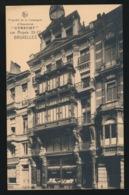 BRUXELLES - ASSURANCES ,, UTRECHT ,, RUE ROYALE 15 - 27 BRUXELLES - Bruxelles-ville