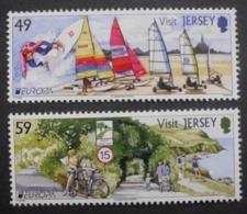 Jersey    Europa  Cept    Besuchen Sie Europa  2012  ** - 2012