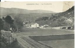 CORRENS  ( VAR )   LA CONDAMINE - Frankrijk