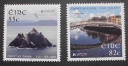 Irland    Europa  Cept    Besuchen Sie Europa  2012  ** - Europa-CEPT