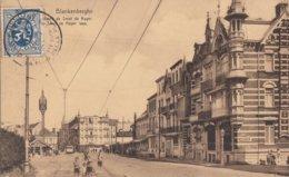 BLANKENBERGE  /  DE SMET DE NAYERLAAN / TRAM / TRAMWAYS - Blankenberge