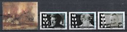France 2012 : Timbres Yvert & Tellier N° 4689 - 4691 - 4692 - 4694 Et 4695 Avec Oblit. Mécaniques. - France
