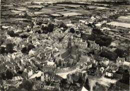 CPSM Grand Format LA FRANCE VUE DU CIEL  GUERANDE  Vue Generale RV Artaud - Guérande