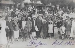 CPA De ROYAN  Sept 1923  1 - Royan
