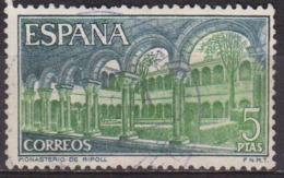 Monastère De Ripoll - ESPAGNE - Le Cloitre - N° 1662 - 1970 - 1931-Hoy: 2ª República - ... Juan Carlos I