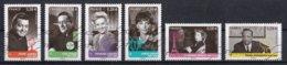 France 2013 : Timbres Yvert & Tellier N° 4811 - 4812 - 4813 - 4814 - 4815 Et 4816 Avec Oblit. Mécaniques. - France