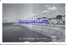 124391 ARGENTINA CORRIENTES VISTA PARCIAL AVENIDA COSTANERA POSTAL POSTCARD - Argentinien