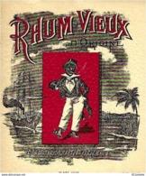 RHUM VIEUX  .  IMPORTATION  DIRECTE - Rhum