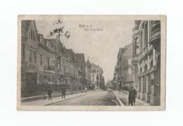 Esch S. A. - Rue De La Poste (1930). - Esch-Alzette