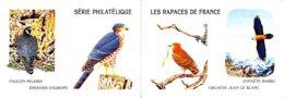 PIE-Z AR-19-2404 : LES RAPACES. FAUCON PELERIN. EPERVIER D'EUROPE. CIRCAETE JEAN LE BLANC. GYPAETE BARBU - Uccelli
