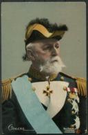 Sweden King Oscar Postcard - Royal Families