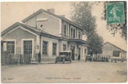 PORT A BINSON - La Gare - France