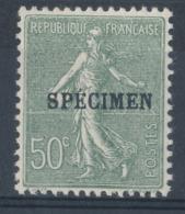 N°198-C12 SPECIMEN NEUF(**) - Lehrkurse
