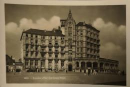 Knokke - Knocke // Le Grand Hotel - Fotokaart (niet Standaard Zicht) 19?? - Knokke