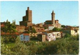 CITTA' DI VINCI (FI) - L'antico Castello E La Chiesa Di S. Croce - Italia