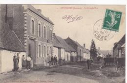 Somme - Onvillers - La Grande-Rue - Francia