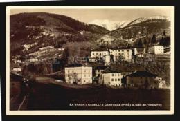 BEDOLLO DE PINE ALBERGO TRATTORIA  LA VARDA REAL PHOTO  POSTCARD TRENTINO TRENTO  W4-1444 - Trento
