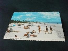 PIN UP SIESTA KEY BEACH SARASOTA FLORIDA USA PIEGA ANG. - Pin-Ups