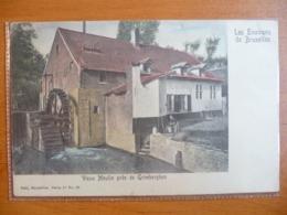 CPA- Grimbergen - Vieux Moulin Près De Grimberghen - Série 11 N°83 - Précurseur- Non Circulée - Grimbergen