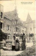N°76782 -cpa Environs De Moëlan -le Château De Guilly- - Moëlan-sur-Mer