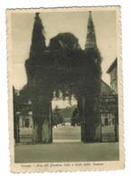 1284 - VICENZA ARCO DEL GIARDINO E VIALE DELLA STAZIONE 1939 - Vicenza