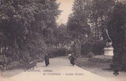 Cambrai Jardin Public  A La Civette - Cambrai