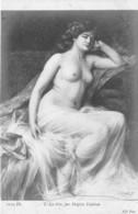 "ILLUSTRATEUR - D. ENJOLRAS  ""L'AGE D'OR"" - FEMME - NU FEMININ - Altre Illustrazioni"