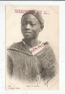 NEGRO DU SOUDAN (JEUNE GARCON POSANT) 233 (CACHETS MILITAIRES) 1912 - Sudan
