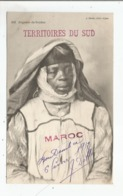 NEGRESSE DU SOUDAN 543 (CACHETS MILITAIRES) 1912 - Sudan