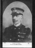 CPA - Amiral VIALE, Ministre De La Marine Italienne - Krieg