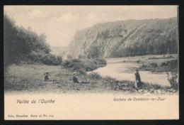 VALLEE DE L'OURTHE - ROCHERS DE COMBLAIN LA TOUR - Hamoir