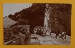 Cartolina Ponte San Luigi - Frontiera Italiana - 1915 - Imperia