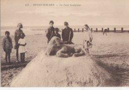 HEIST / PETIT SCULPTEUR / KLEINE BEELDHOUWER - Heist