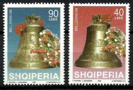 Albania Nº 2486/87 En Nuevo - Albania