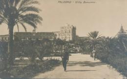 Z.665. PALERMO - Cartolina Fotografica - Palermo