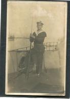 Carte Photo - Marin - Krieg